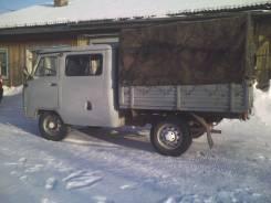 УАЗ 39094 Фермер. Продам УАЗ бортовой, фермер., 2 700 куб. см., 1 500 кг.