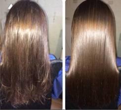 Ботекс, нанопластика, кератиновое выпрямление, коллагенирование волос.