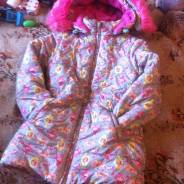Пальто. Рост: 110-116 см
