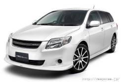 Бампер. Toyota Corolla Fielder, ZRE144G, NZE141G, ZRE142G, NZE144G Двигатели: 2ZRFE, 1NZFE, 2ZRFAE. Под заказ