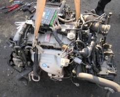 Двигатель в сборе. Mazda MPV, LWEW Двигатели: FSDE, FS