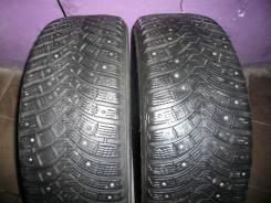 Michelin X-Ice North 2. Зимние, шипованные, 2010 год, износ: 20%, 2 шт