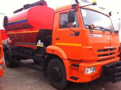 Коммаш КО-806. Продается КО-806 на шасси Камаз-43253-3010-28 (ПС+ПМ+отв. +щет. )