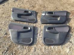 Обшивка салона. Subaru Impreza WRX STI, GD, GDB, GGB Двигатели: EJ20, EJ207