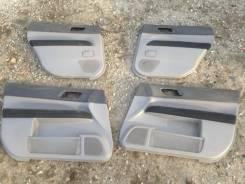 Обшивка двери. Subaru Forester, SG5, SG, SG9, SG9L Двигатель EJ255