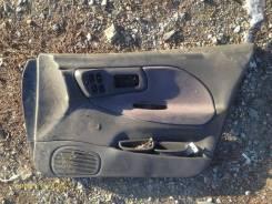 Обшивка двери дорестайл салон Subaru Impreza WRX STI GC GF ++. Subaru Impreza WRX STI, GC8, GF8