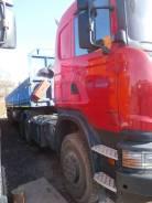 Scania G440CA. Грузовой тягач седельный Scania G440, 12 740 куб. см., 26 500 кг.