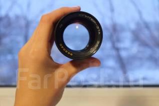 Объектив Юпитер 37А. Для Canon, диаметр фильтра 52 мм