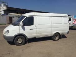 ГАЗ Газель. Продается ГАЗ-2705, грузовой фургон цельнометаллический 2008 г. в., 2 400 куб. см.