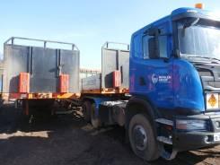 Scania G440CA. Грузовой тягач, 12 740 куб. см., 1 000 кг.
