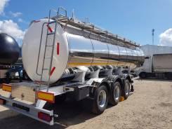 Foxtank ППЦ-33. Пищевые полуприцепы объем 33м3, 34 000кг.