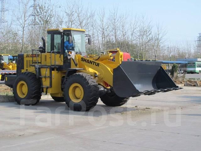 Shantui SL50W-2. Продается фронтальный погрузчик SL50W-2, 10 450 куб. см., 5 000 кг.