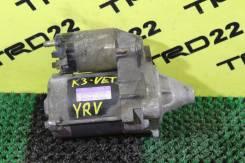 Стартер. Daihatsu YRV, M201G, M200G, M211G Двигатели: K3VE, K3VET