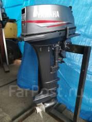 Yamaha. 9,90л.с., 2-тактный, бензиновый, нога L (508 мм), Год: 1998 год