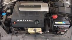 Патрубок двигателя. Honda Inspire, UC1 Двигатель J30A