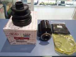 Шрус внутренний правый 495923W550 Sportage Turbo. Kia Sportage, SL Двигатели: G4KD, G4NU, G4KH