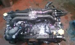 Двигатель в сборе. Subaru Legacy B4, BL5 Subaru Legacy, BP5, BL5 Двигатель EJ20Y