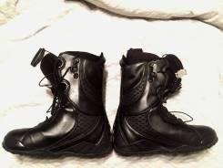 Топовые ботинки Burton SL8 41.5 средней жесткости