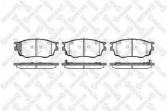 Колодки дисковые п.\ Mazda 6 GG/GY 1.8i/2.0Di 02>