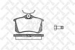 Колодки дисковые з.\ VW Golf II/III/Passat 1.6-2.8/1.9TDi 88-99