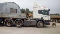 Scania P380. Грузовой тягач седельный CA6X4HSZ, 2 000куб. см., 1 000кг., 6x4