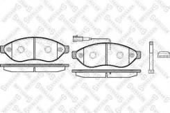 Колодки дисковые п.\ Citroen Jumper,Fiat Ducato,Peugeot Boxer 2.2HDi 06>