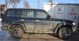 Toyota Land Cruiser. 80, 1HDFT