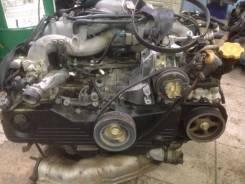 Двигатель в сборе. Subaru Legacy, BP5, BL5