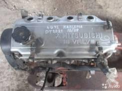 Двигатель в сборе. Mitsubishi Carisma, DA1A Двигатель 4G92