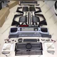 Кузовной комплект. Honda CR-V, RE3, RE4 Mercedes-Benz G-Class, W463 Двигатель K24A