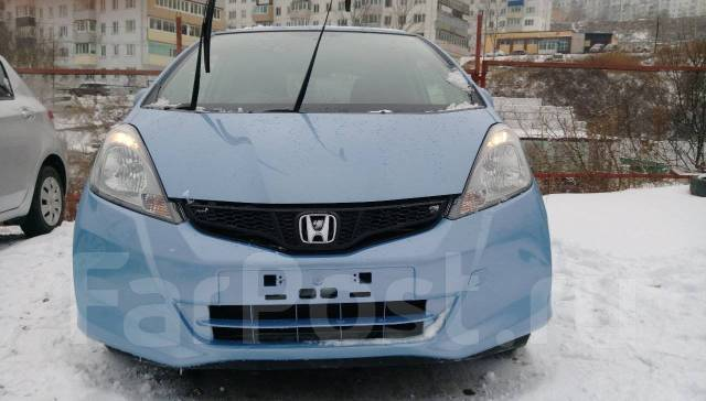 Honda Fit. вариатор, передний, 1.3, бензин, 75 000тыс. км, б/п