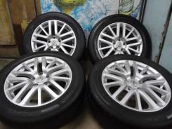 """Продам Стильные колёса Nissan Fuga+Лето Жир 225/55R17. 7.0x17"""" 5x114.30 ET45"""