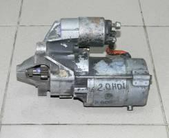 Стартер. Peugeot 806