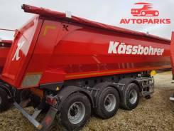 Kassbohrer. Новый Полуприцеп самосвальный k. SKS, 30 900 кг.