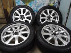Продам Стильные колёса Volvo S80+Лето Жир 225/50R17. 7.0x17 5x108.00 ET49