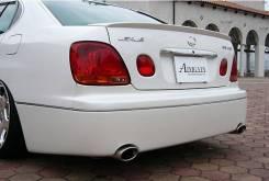 Выхлопная система. Lexus GS300, JZS160, UZS161, UZS160 Lexus GS400, JZS160, UZS161, UZS160 Lexus GS430, JZS160, UZS161, UZS160 Toyota Aristo, JZS160...