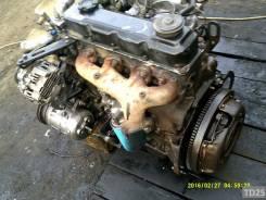 Двигатель в сборе. Nissan Atlas Двигатель TD25
