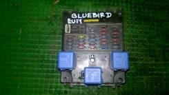 Блок предохранителей салона. Nissan Bluebird, ENU14