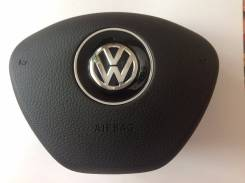 Подушка безопасности. Volkswagen Jetta, 163, AY3, AV3 Двигатели: CJZD, CZDA, CPKA, CLCA, CBUA, CRJA, CNLA, CZTA, CYVD, CMSB, MV, CUUB, CWVB, CULC, CCZ...