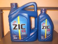 ZIC X5. Вязкость 5W-30, полусинтетическое