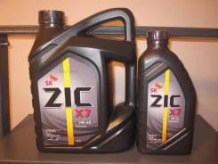 ZIC X7. Вязкость 5W-40, синтетическое