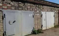 Гаражи кооперативные. улица Урицкого 16, р-н Индустриальный, 46кв.м., электричество, подвал.