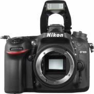 Nikon D7100 Body. 20 и более Мп, зум: без зума