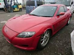 Mazda RX-8. механика, задний, 1.3, бензин, 85тыс. км, б/п, нет птс. Под заказ