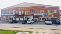 Продаётся Торговый Центр Универсальный в Спасске-Дальнем. Хрещатинская 68б, р-н Горка, 2 000 кв.м. Дом снаружи