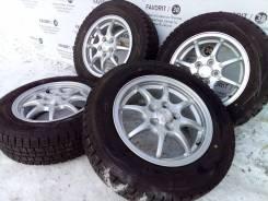 Subaru. 5.5x14, 5x100.00, ET55