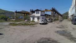 Производственная территория в Находке в аренду