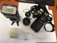 Nikon D90 Kit. 10 - 14.9 Мп, зум: 14х и более