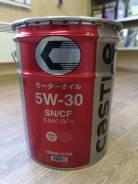 Моторное масло TOYOTA (CASTLE) SN 5W30 (1л) розлив