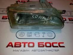 Фара Правая Toyota Corolla AE91